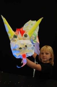 Leuchtdrachen Workshop