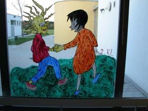 Timmi und seine Freundin Pepper