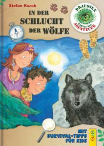 In der Schlucht der Wölfe