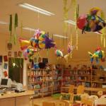 Die Bücherrei der fliegenden Fische in Schiefling