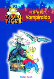 Timmi Tiger, Bd. 5, Hilfe für Vampiraldo