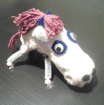 Paulas Pferd