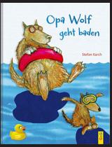 Opa Wolf im 7. Himmel