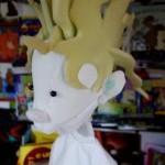 """Timmi hingegen hat eine """"Unterstromfrisur"""", seine Haare ähneln hypnotisierten Pommes frites."""