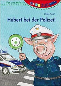 Hubert bei der Polizei